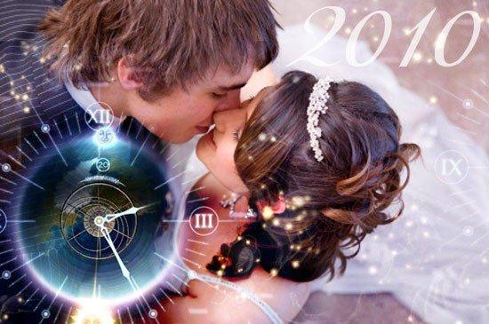 Знаки зодиака для свадьбы