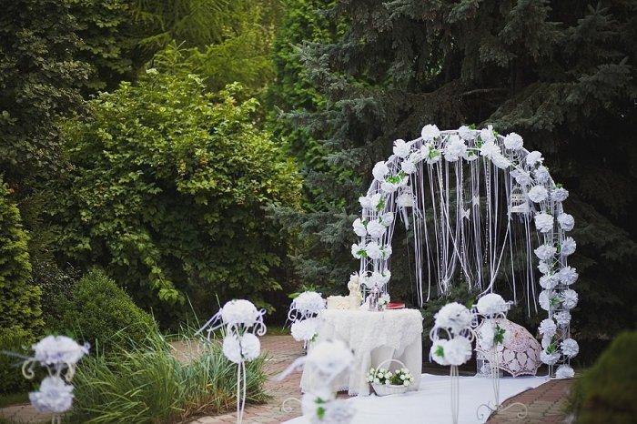 Свадьба дома своими руками 56