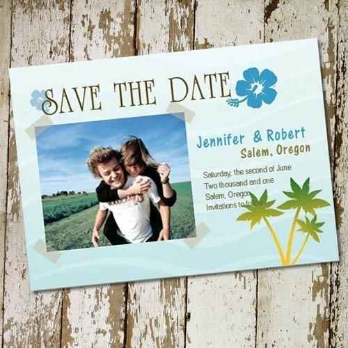 Радужное приглашение на свадьбу