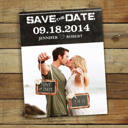 Фото-приглашение на свадьбу