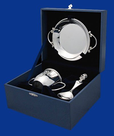 Сувенирный подарок на серебряную свадьбу