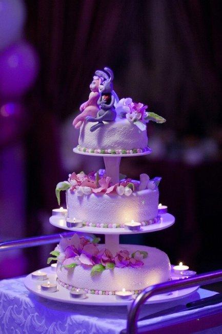Зайки для украшения торта