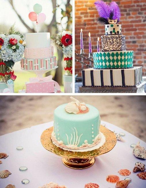 Тематические фигурки к торту