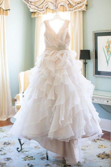 Можно ли свадебное платье сшить самой 84