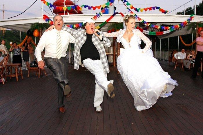 Проведение свадьбы дома