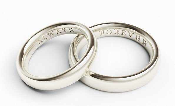 Wedding Ring Engraving Ideas amp Tips  The Knot