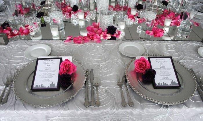 Свадебные аксессуары в стиле лофт