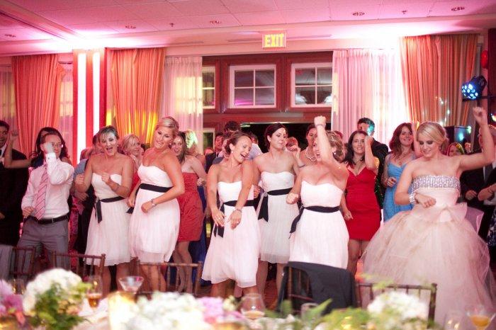 Флэшмоб на свадьбе