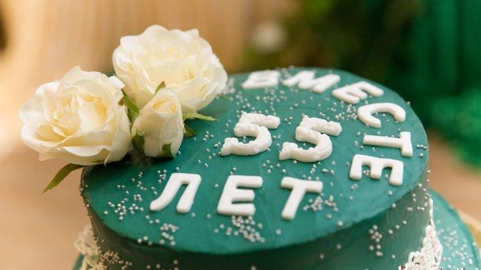 Подарок на изумрудную свадьбу