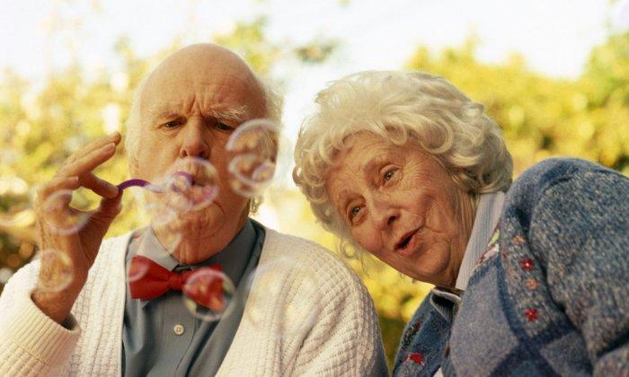 70 лет свадьбы