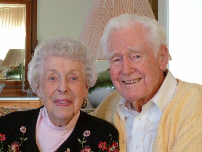 75 лет свадьбы