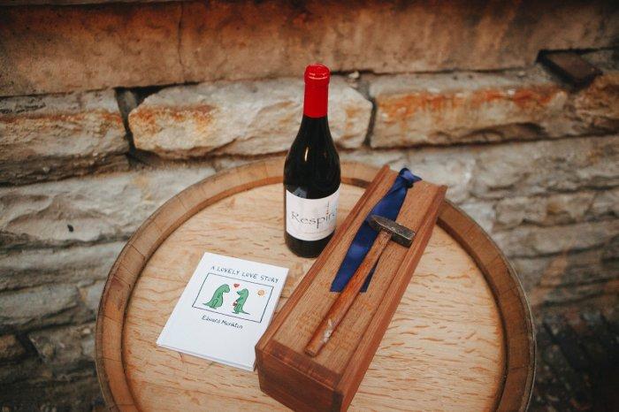 Вино в подарок на винную свадьбу