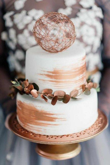 Торт для медной годовщины