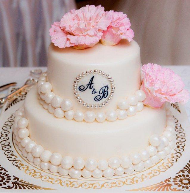 Торт на 10 годовщину свадьбы