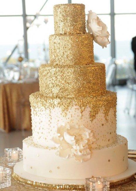 Торт на 50-летие брака