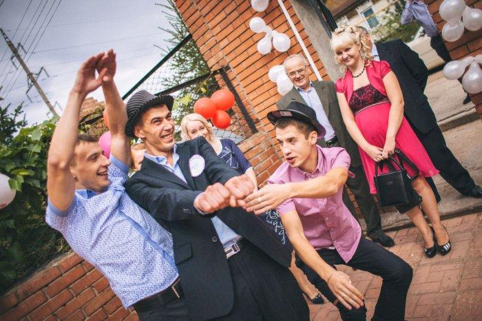 Конкурсы с танцами на выкуп невесты
