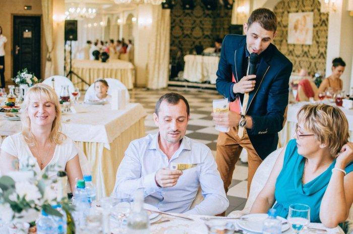 Празднование юбилея свадьбы