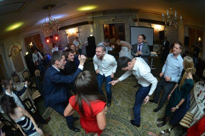 Танцевальная программа на свадьбе