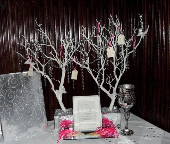 Дерево для свадьбы своими руками 81