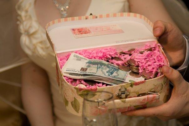 Подарок паре на свадьбу