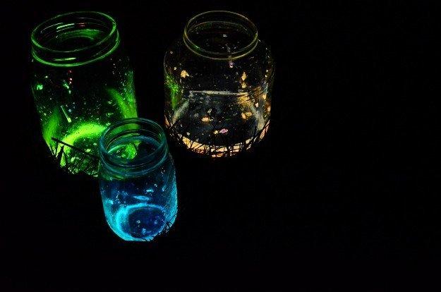 Как сделать светящийся фонарик своими руками