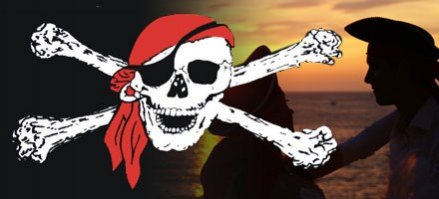 Пиратский сценарий выкупа невесты
