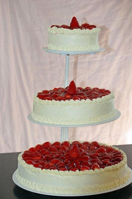 Чизкейки на свадьбу