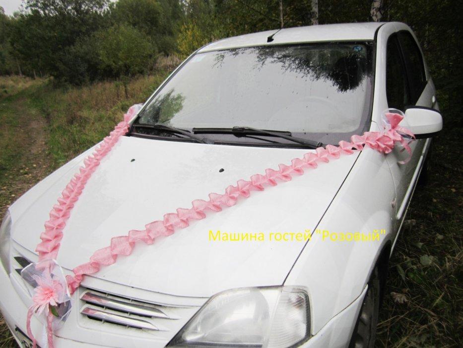 Украшаем машину гостей на свадьбу своими руками фото 470