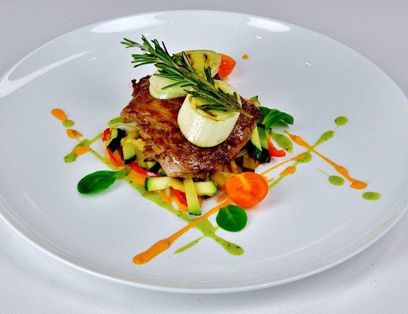 Ресторанные блюда и ихы