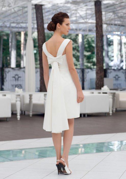 Платье на роспись без свадьбы не белое