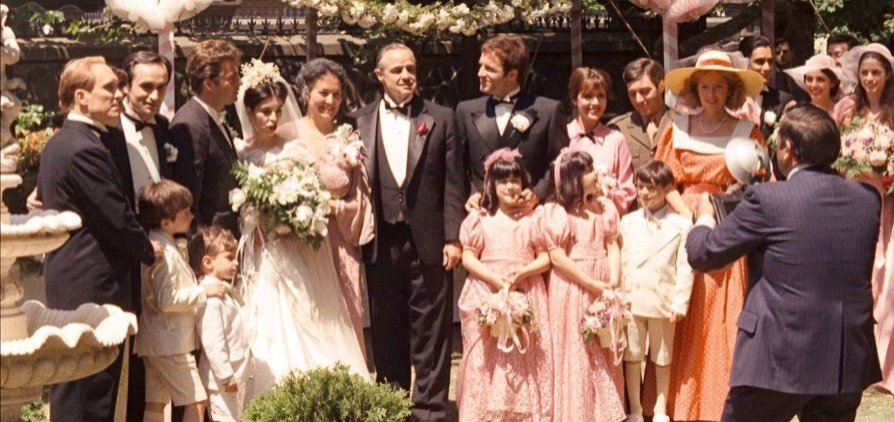 Sctv godfather wedding