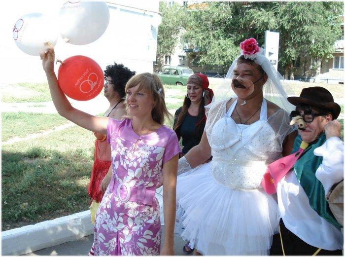Сценарий свадьбы на второй день в деревне