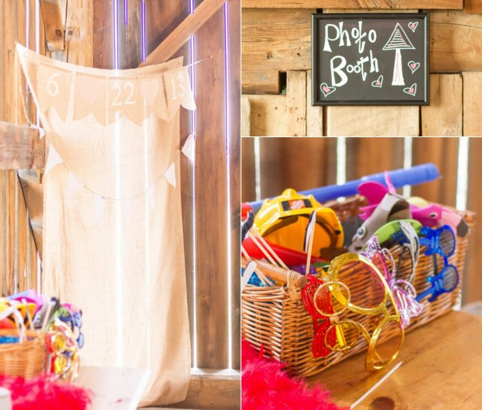 Оформление фотозоны на свадьбе: только креативные идеи!