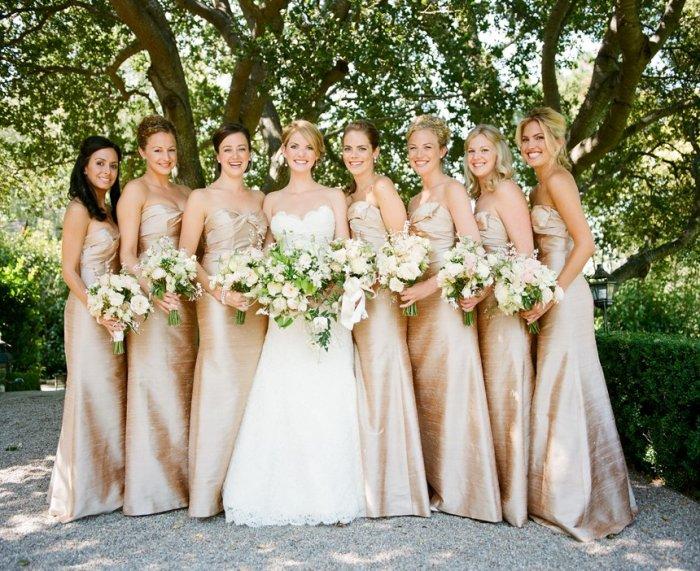 e644c4a2c Наряды для подружек невесты: выбери свой вариант!