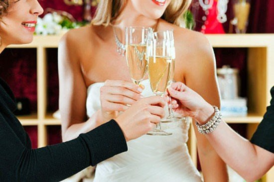 Короткие свадебные тосты и поздравления пожелания