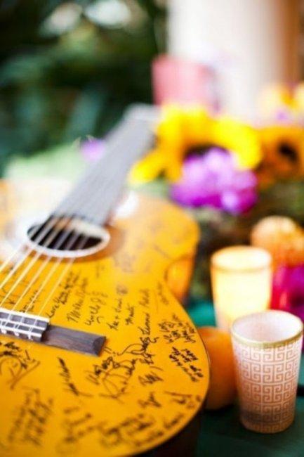 Пожелания на гитаре