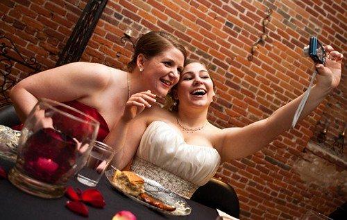 Поздравления на свадьбе от свидетельницы подруге