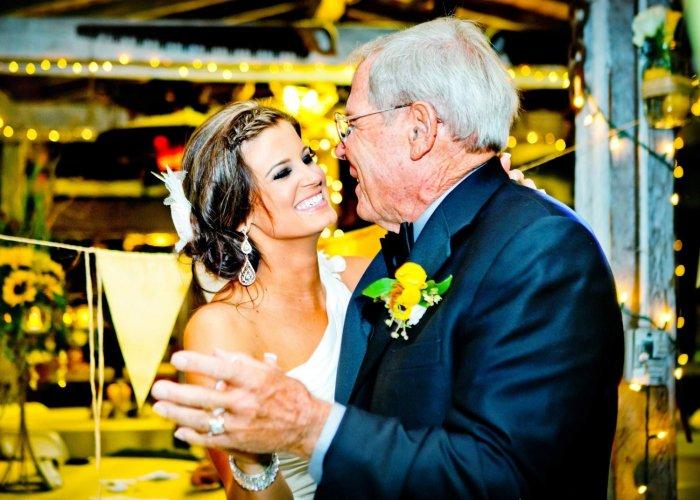 Танец отца и дочери сценарий свадьбы