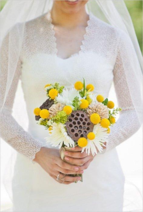 Свадебный букет из лотосов фото, купить магазине москве