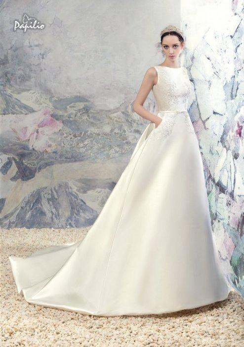 Свадебные платья царевна-лебедь