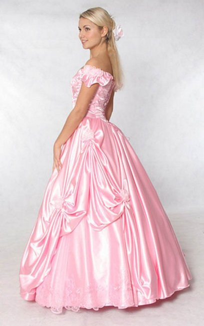 6a6c42e9f72 Розовое платье. Самый «стабильный» цвет свадебного ...