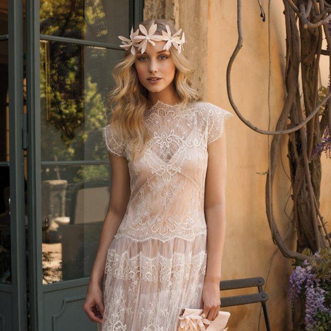 Платье в стиле рустик купить