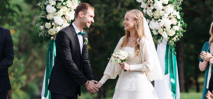Свадьба в европейском стиле — оформление, образ жениха и невесты, сценарий и видео