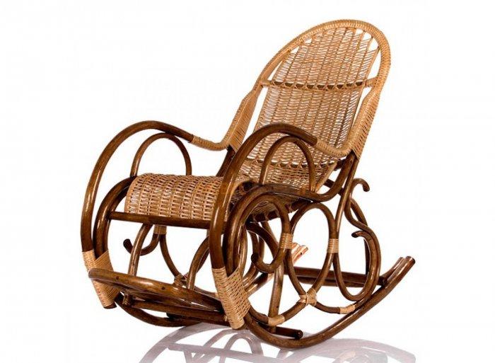 Кресло-качалка на деревянную свадьбу