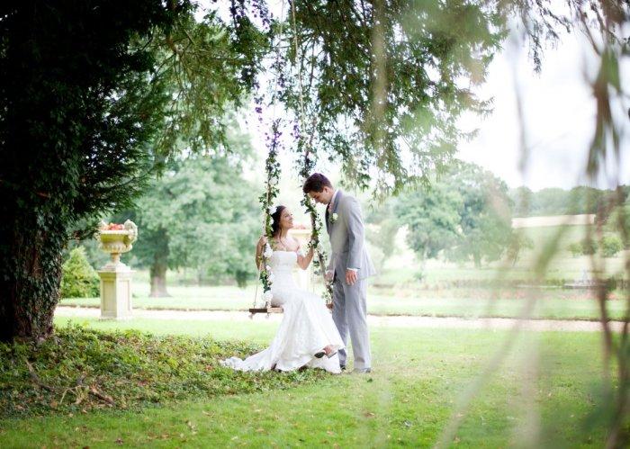 Фотосессия на деревянную свадьбу