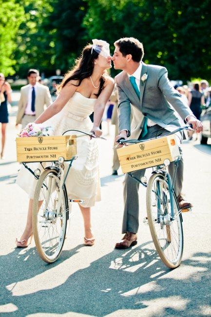 Эко-свадьба на 5 годовщину свадьбы
