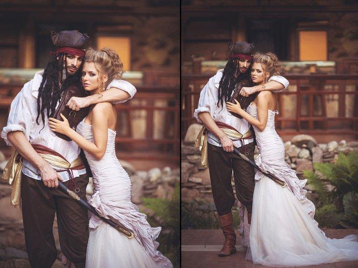 Свадьба в спортивном стиле фото