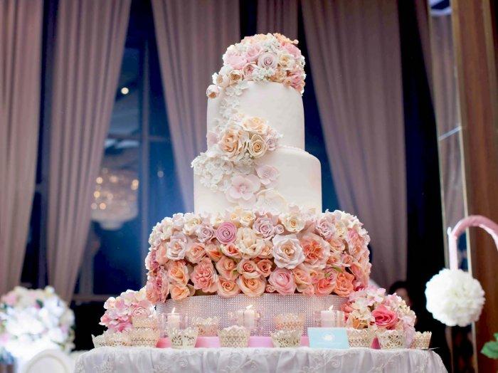 многоярусные торты фото