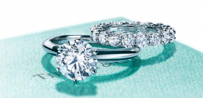 Обручальные кольца Тиффани  советы по выбору, преимущества, фото 3c4f81400f8