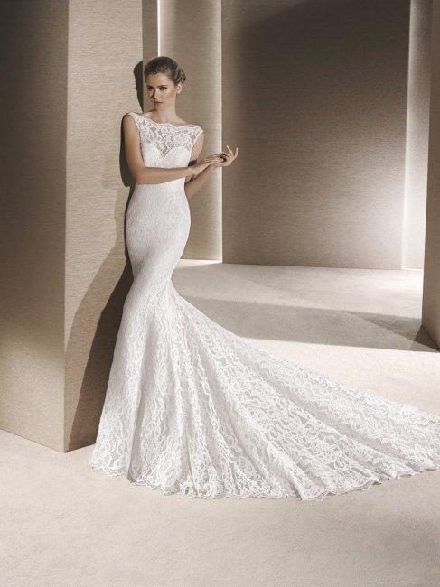 56634ee2786 Платье для невесты фасона русалка. Свадебное платье фасона русалка